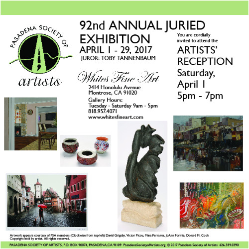 92nd Annual Juried Exhibition