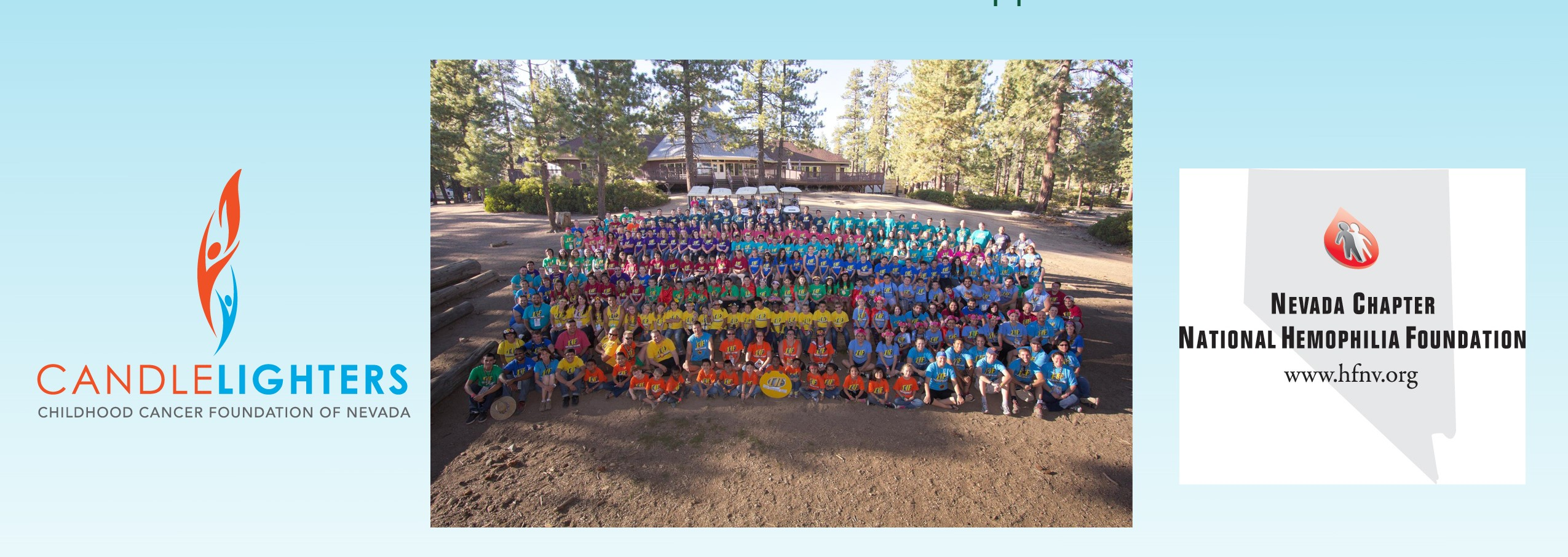 CAMPER APPLICATIONS ARE NOW OPEN!