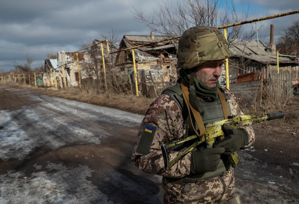 A frozen conflict may be Ukraine's best option