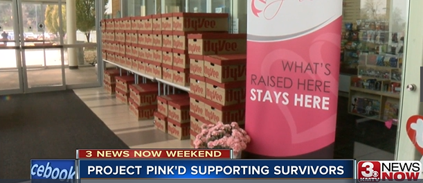 Project Pink'd Provides Full Thanksgiving Meals