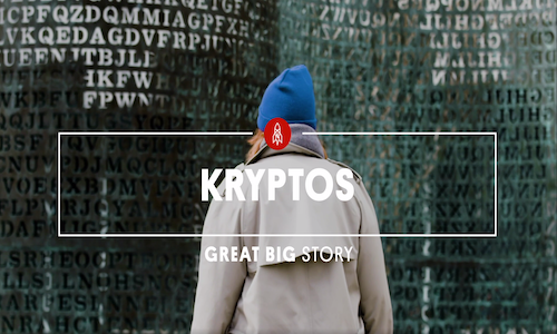 NCMF BoD Member Elonka Dunin Featured in CNN Video about Kryptos Sculpture