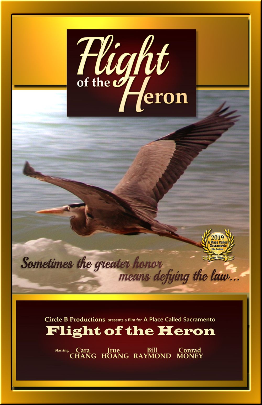 """Flight of the Heron"""