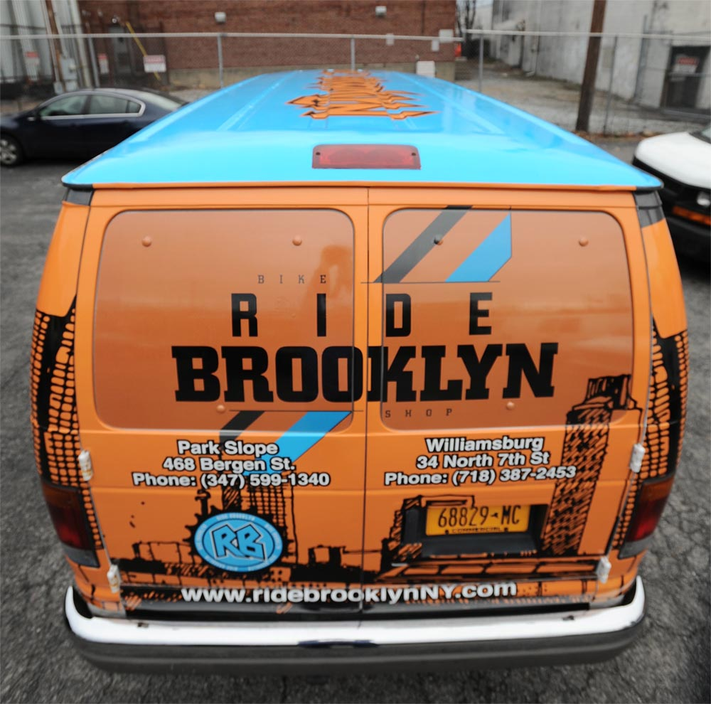 Ride Brooklyn Rear