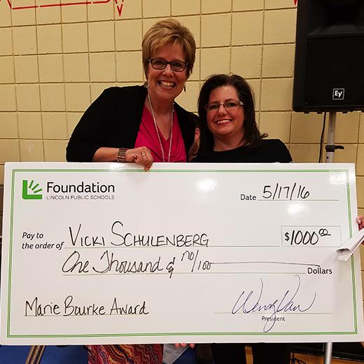 Vicki Schulenberg: an Inspirational Leader