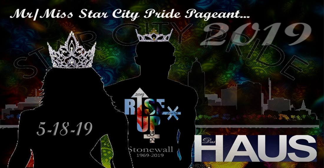 Mr/Miss Star City Pride 2019 Pageant