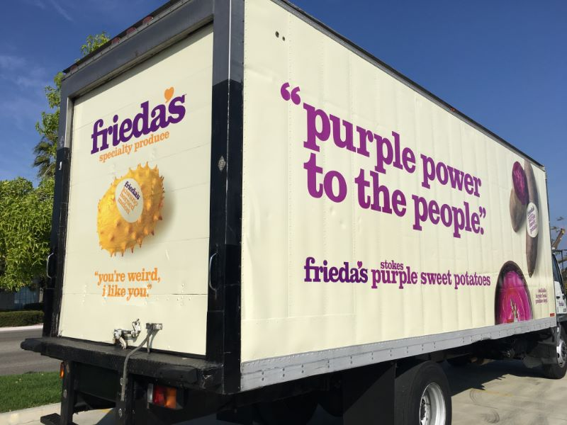 Delivery Truck Wraps