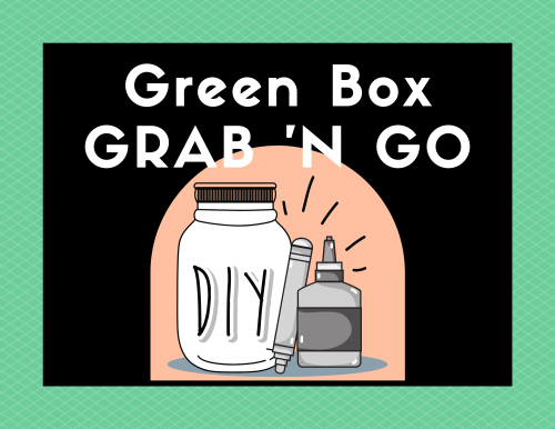 Green Box Grab 'n Go: Celebrate Someone Special