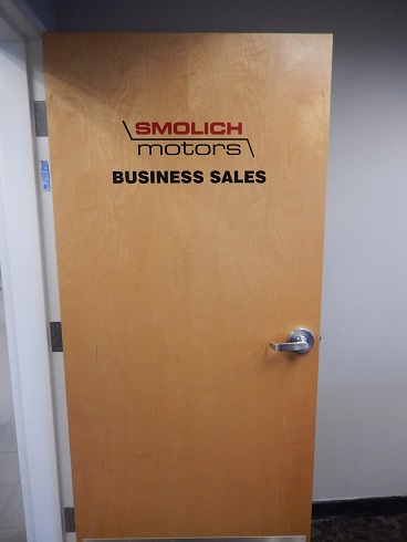 Suite and Office Signs for Bend OR and Central OR