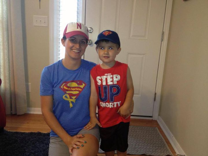 We love the Ames family! Kathleen and her sweet boy sending Sammy love from Kansas City!