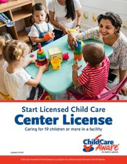 Start Licensed Child Care Center License