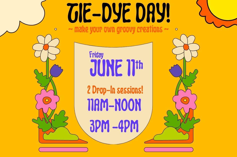 Tie-Dye Day!