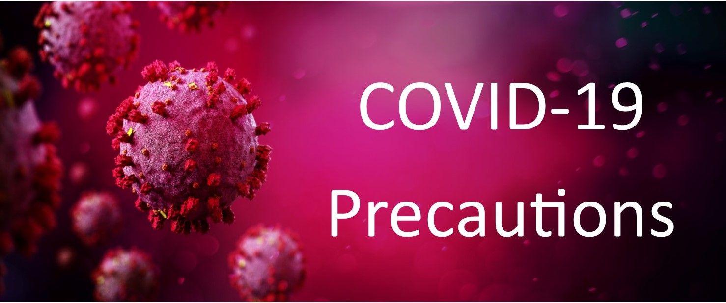 covid -19 precautions