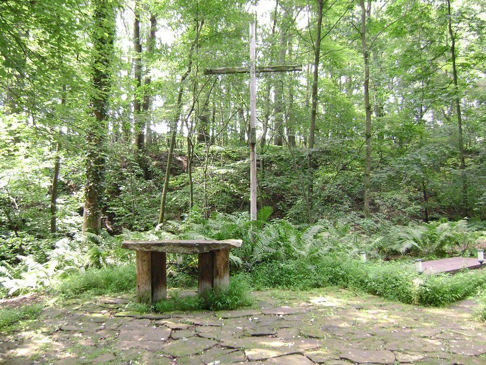 Ampitheater Altar