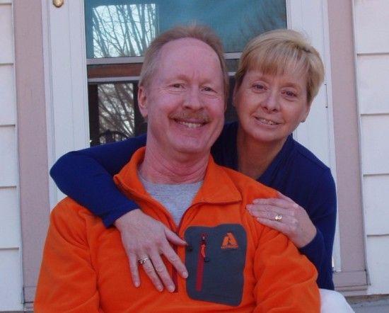Sherri Ann & Paul Johnson