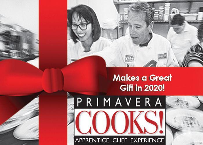 Primavera Cooks! Gift Certificates