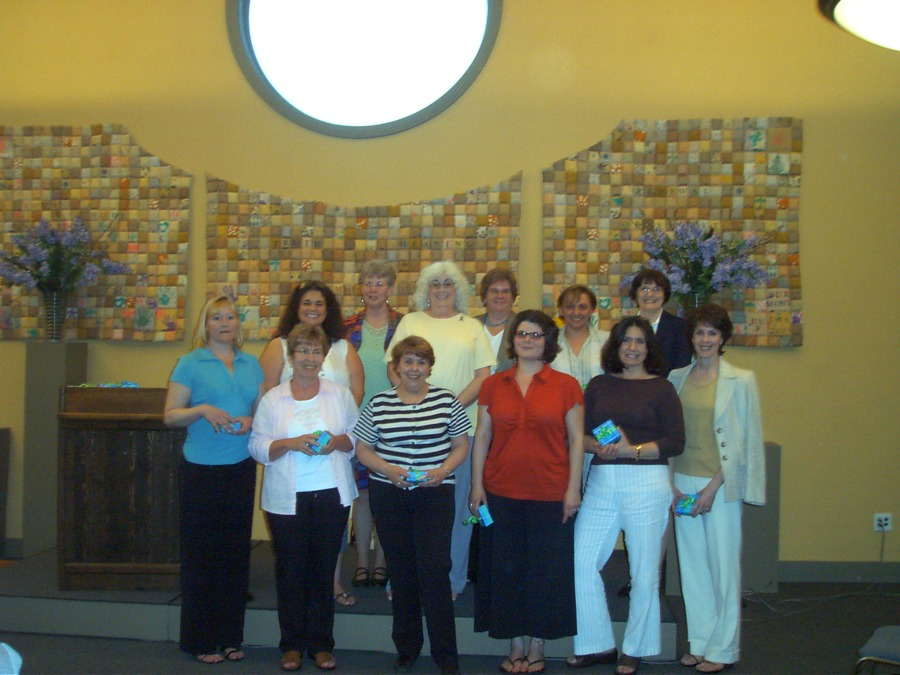Volunteer recognition and annual meeting.