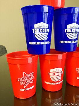 12 Oz. Stadium Cups