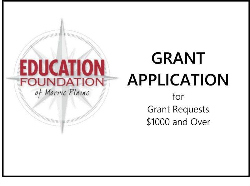 Regular Grant Application