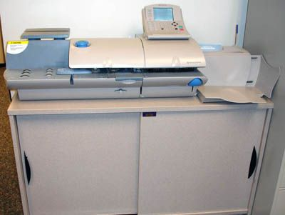 Pitney Bowes DM500 Postage Machine