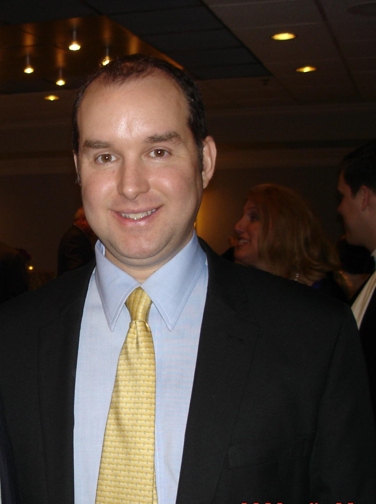 David Rowley, CEO