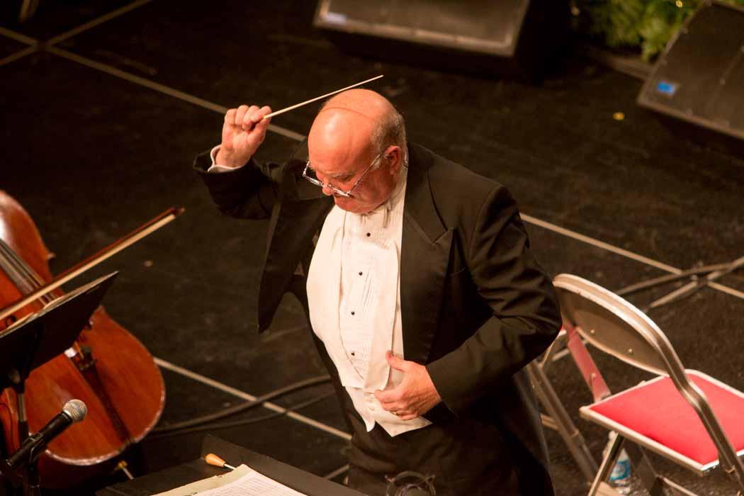 Maestro Charles Schneider