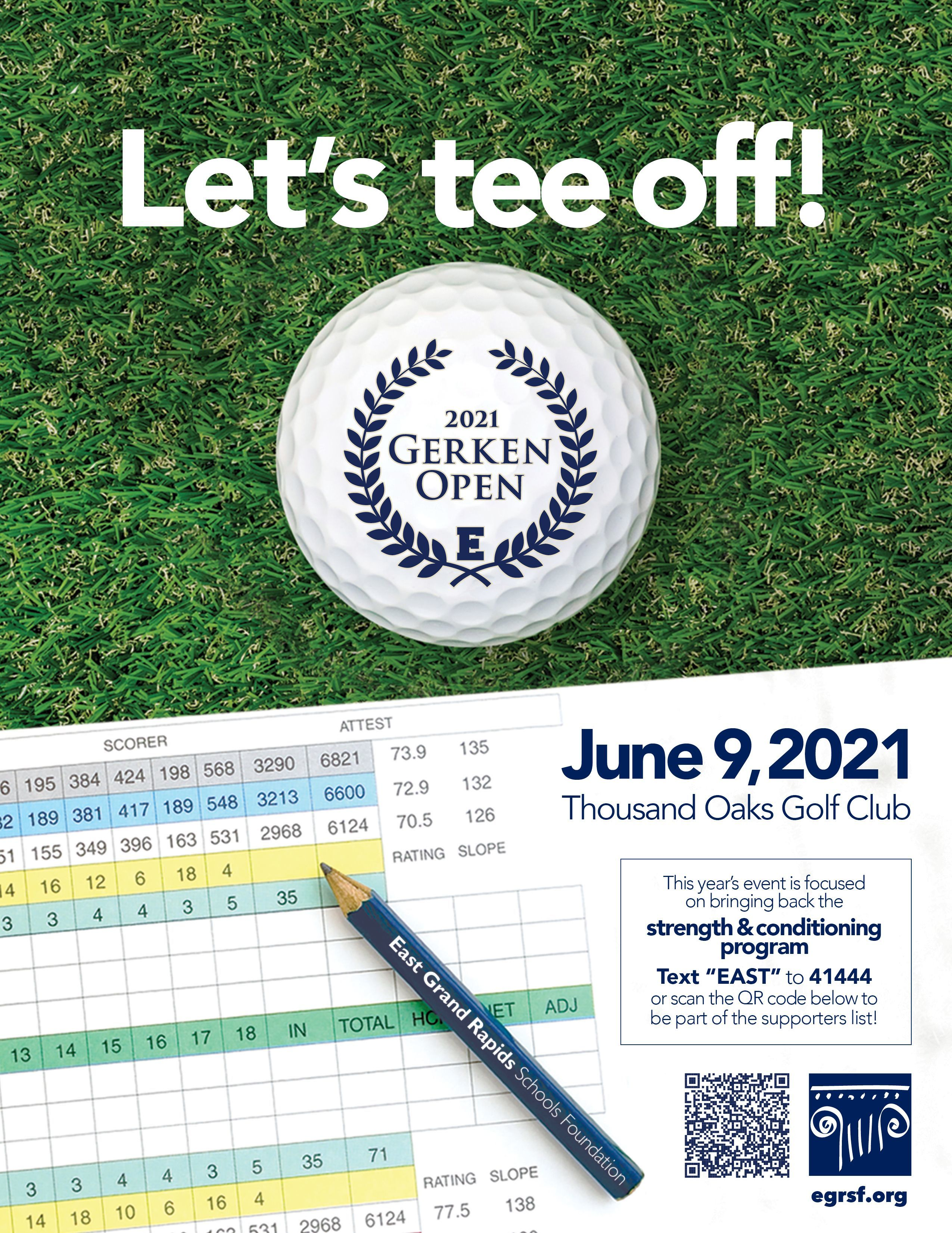 """""""Nine at Nine"""" 9-Hole Morning Event Added to Gerken Open Due to Overwhelming Interest"""