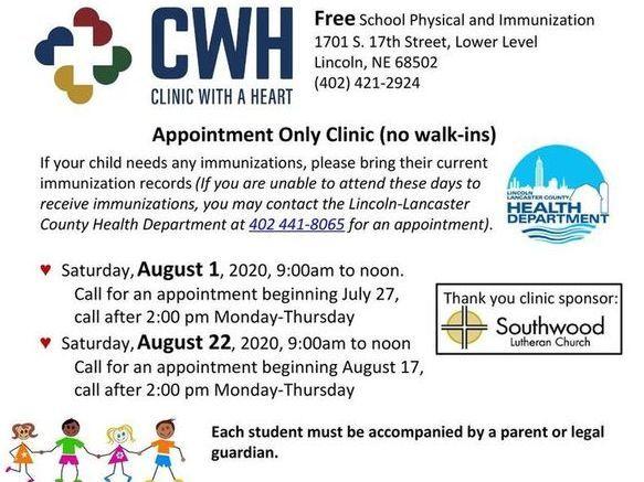 School Physical Clinic