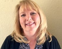 Regina Ivie, Accounting Coordinator