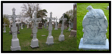 June 2012-The Meaning of Gravestone Carvings