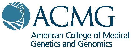 2020 ACMG Annual Meeting