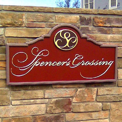 Spencer's crossing