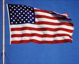 US & CA Flags