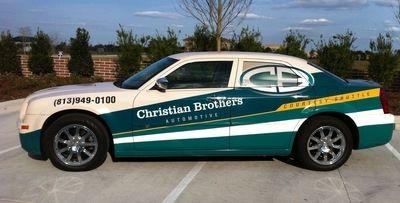 Chrysler 300 Full Wrap