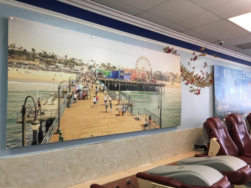 Digitally Printed Wall Art Los Angeles CA