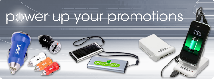 Marketing & Promotional Items