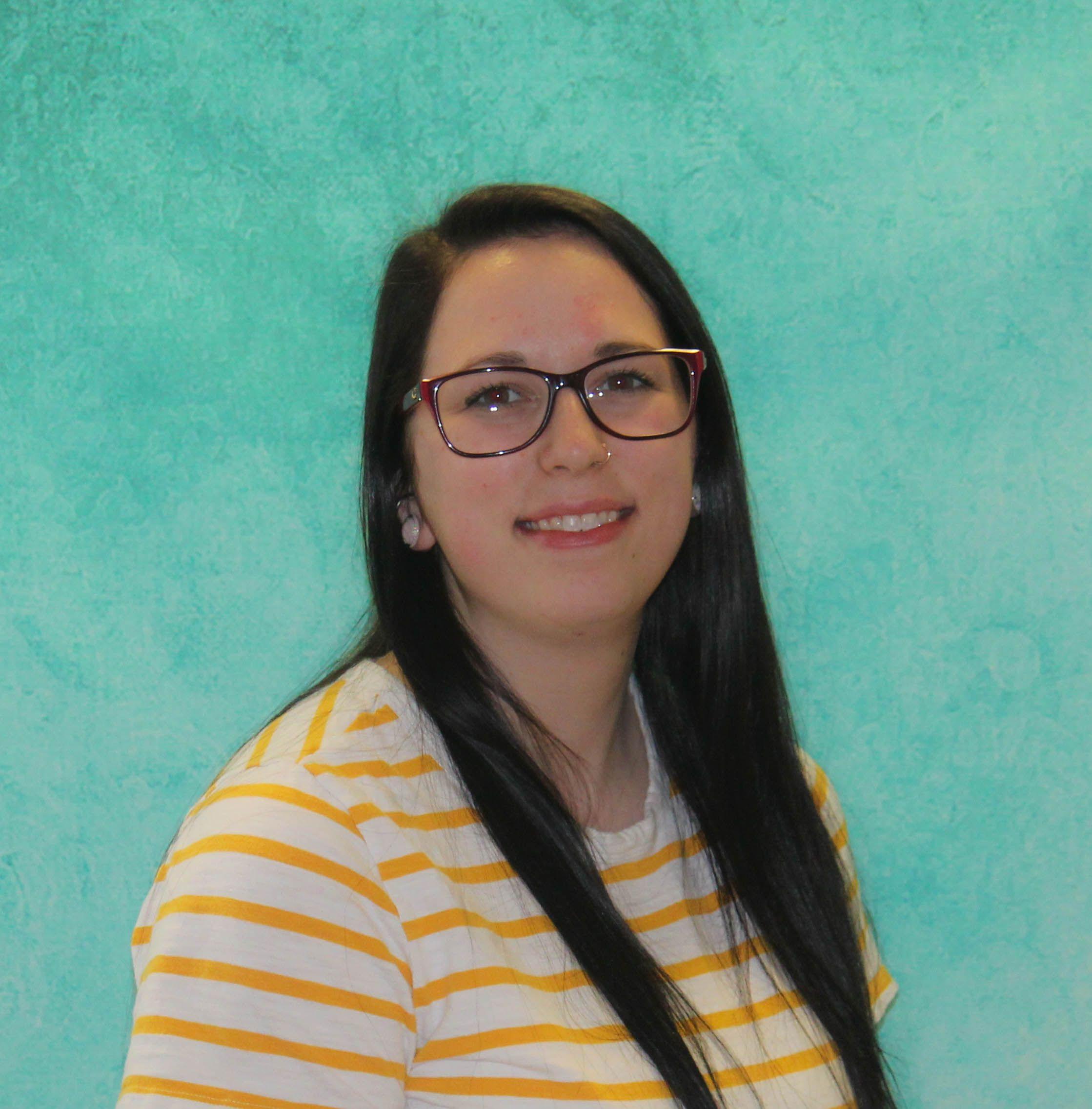 Liz Sweep, Client Services Coordinator