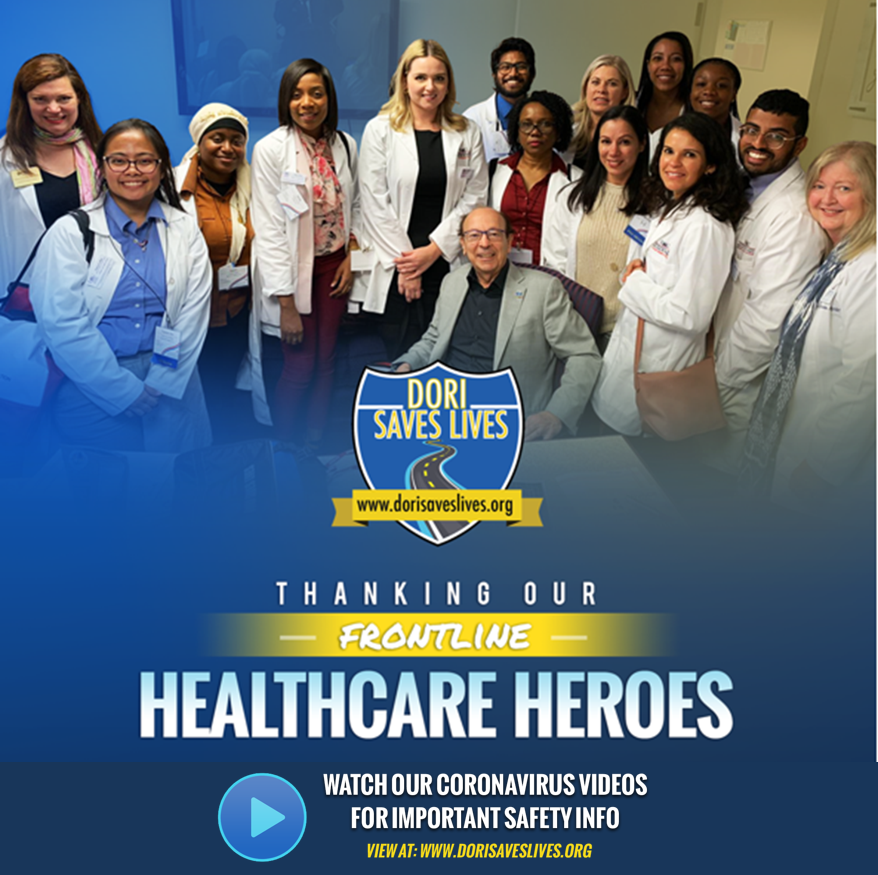Thanking Our Healthcare Heroes