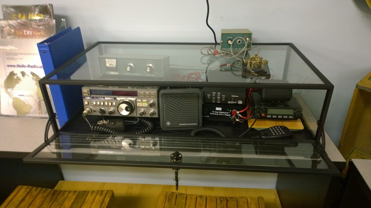 The Amateur Radio Station