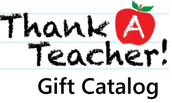 Thank-a-Teacher Gift Catalog is Coming April 10th