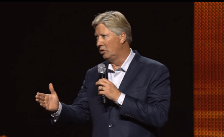 Robert Morris urges church to vote in local elections, pray for Christian candidates