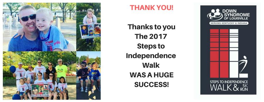 Walk 2017 Banner