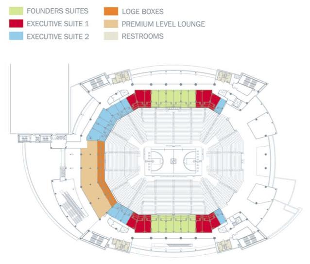 Suites In Lincoln Ne: Pinnacle Bank Arena : Premium Seating : Premium Seating FAQ