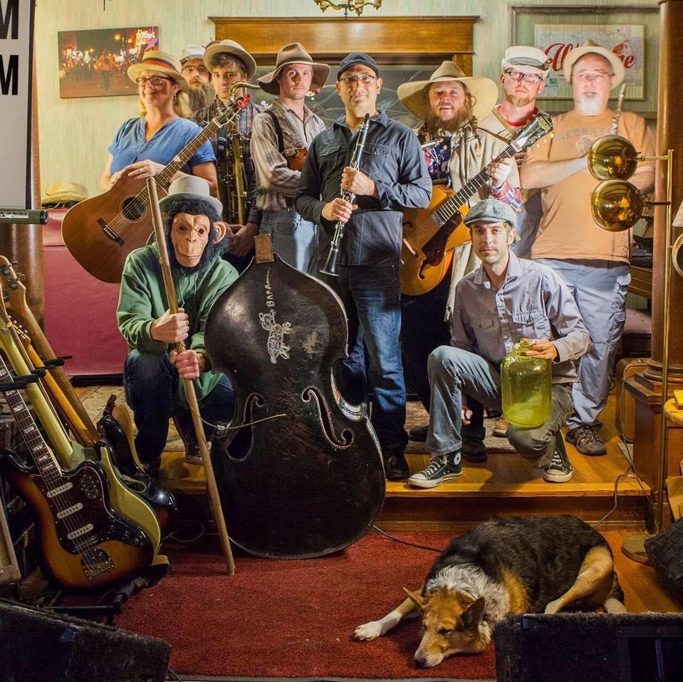 Music at the Holiday Market: Root Marm Chicken Farm Jug Band