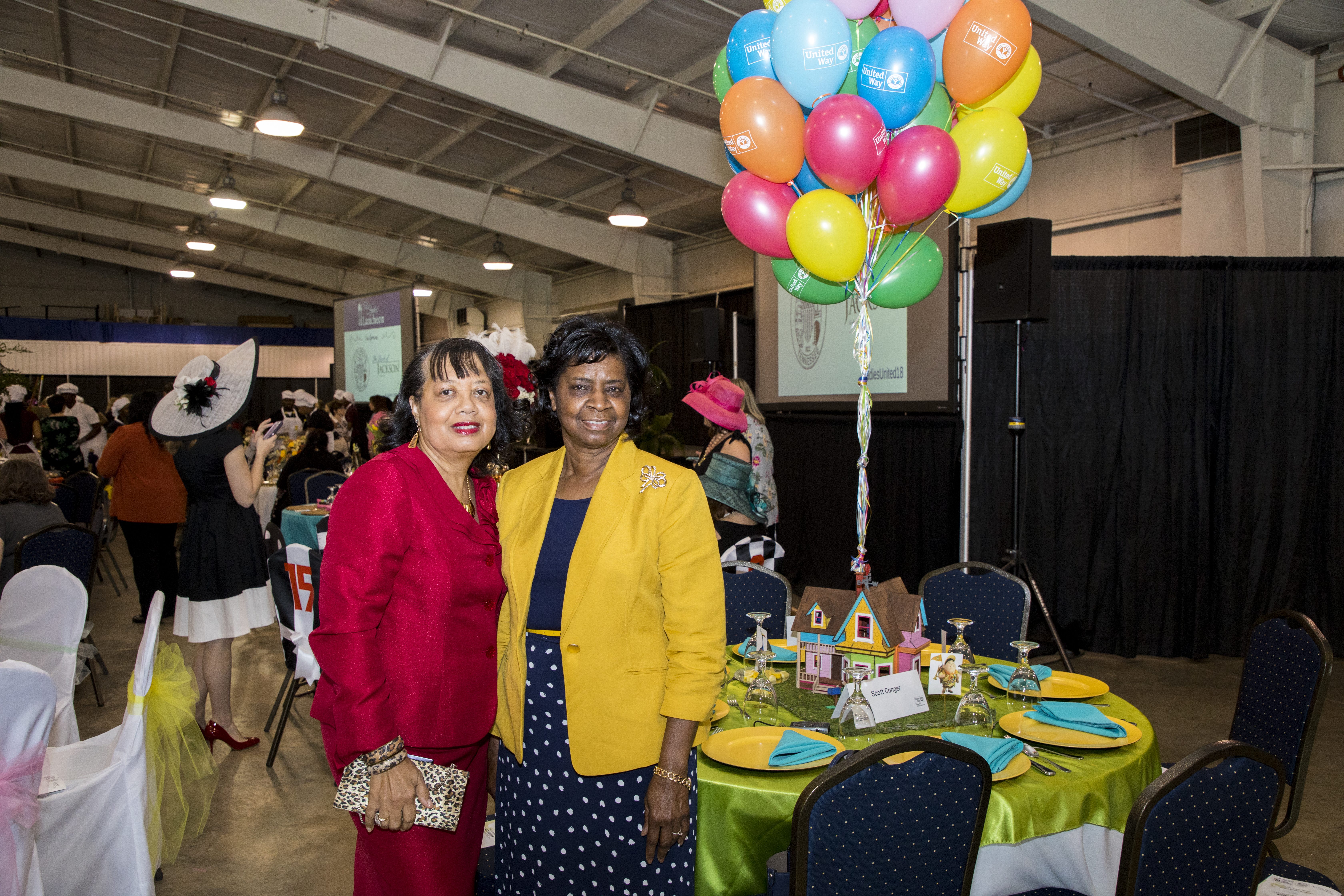 First Ladies' Luncheon 2018