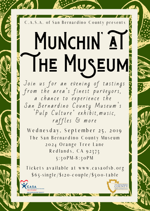 Munchin' at the Museum, 2019