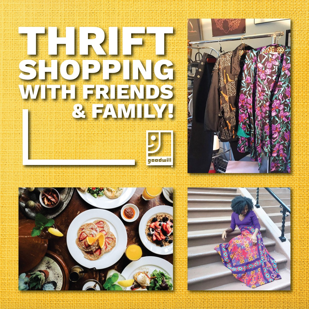 3 Ways to Encourage Friends and Family to Thrift Shop with You