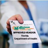 Prescription - FL DOH Approved