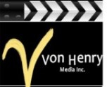Von Henry Media Inc. Logo