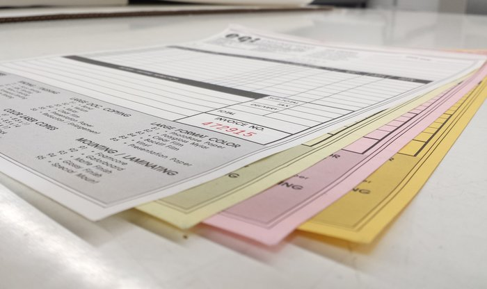 Business Forms Printing | Print Shop Denver | C & D Printing