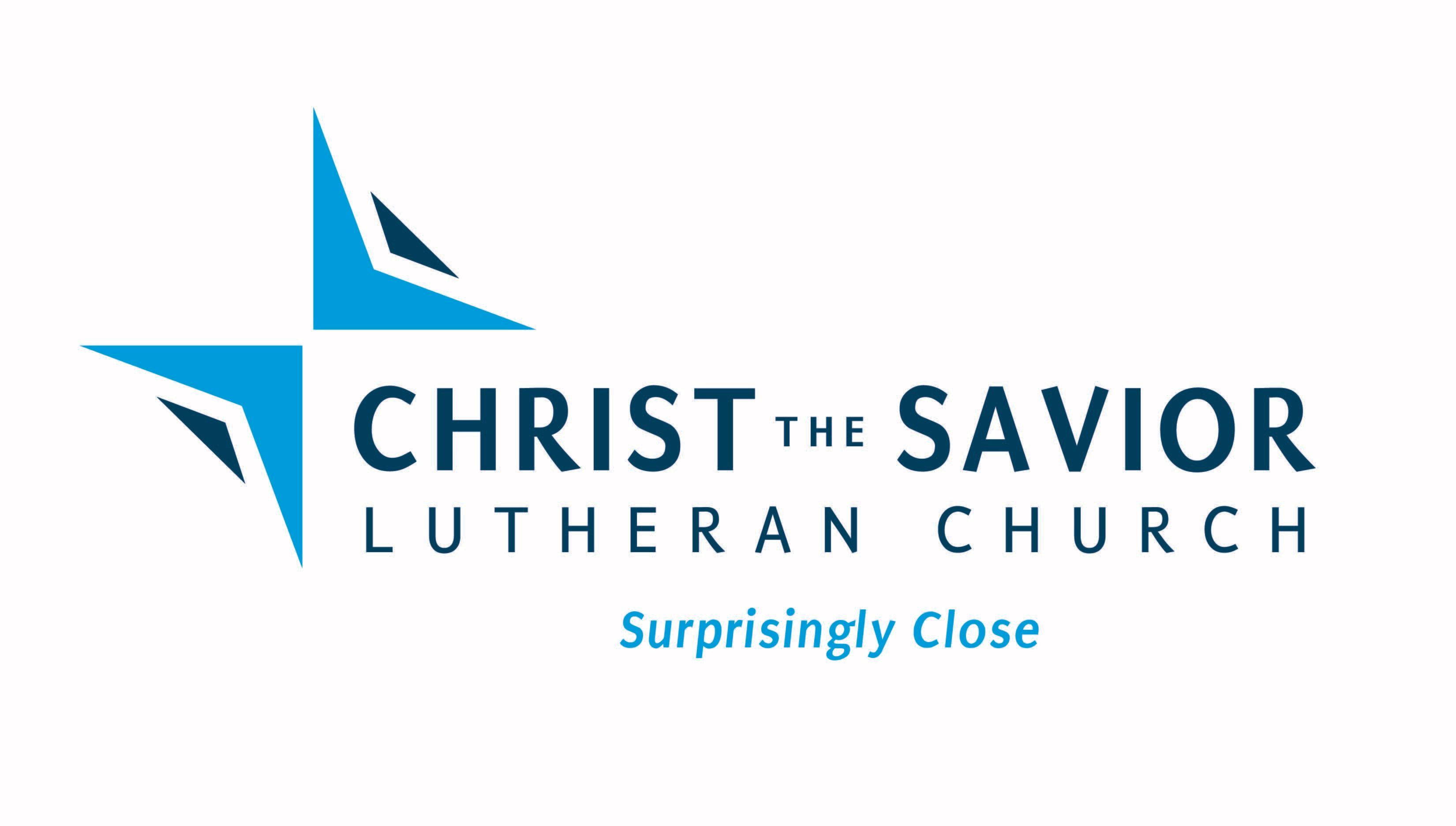 Christ the Savior Logo 5-5-21